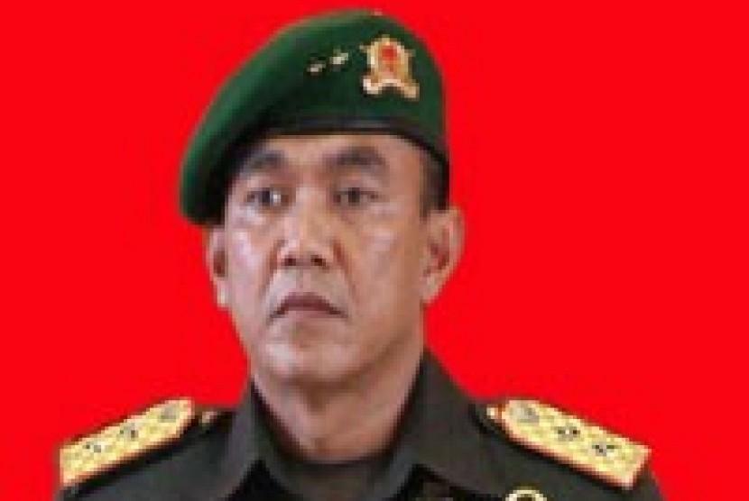 Danpussenif Kodiklat TNI AD Mayjen TNI I Made Agra Sudiantara