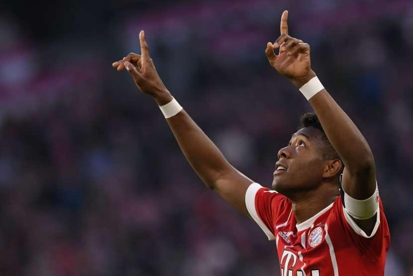 Liverpool Jadikan David Alaba Sebagai Target Utama