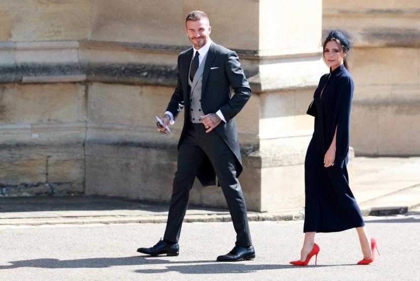 David dan Victoria Beckham.