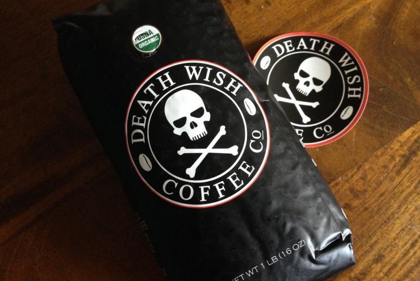 Death Wish Coffee, produsen kopi khsus untuk di luar angkasa