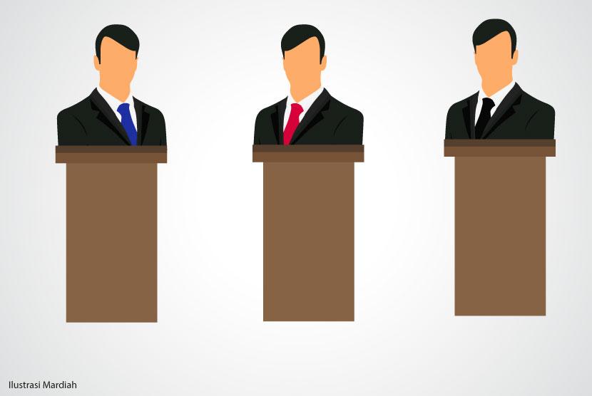Ilustrasi pemilihan wagub DKI