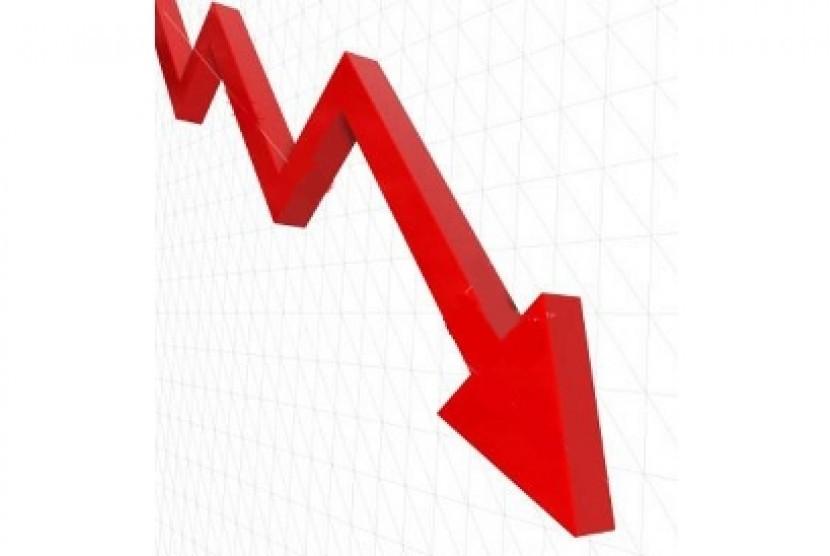 Deflasi (ilustrasi)