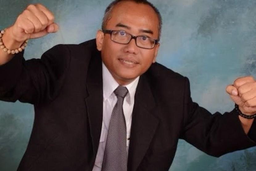 Deklarator Forum Pimpinan Media Digital Indonesia (FPMDI) Budi Purnomo Karjodihardjo.
