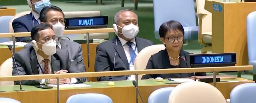 Delegasi Indonesia di Sidang Umum PBB, New York