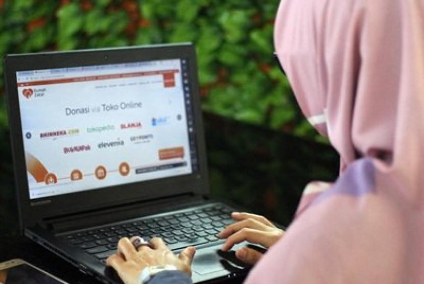 Demi memberikan kemudahan berbagi saat Ramadhan, Rumah Zakat menjalin kerja sama dengan sejumlah toko online di Indonesia.