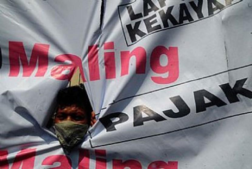 Indonesia Darurat Mafia Perpajakan