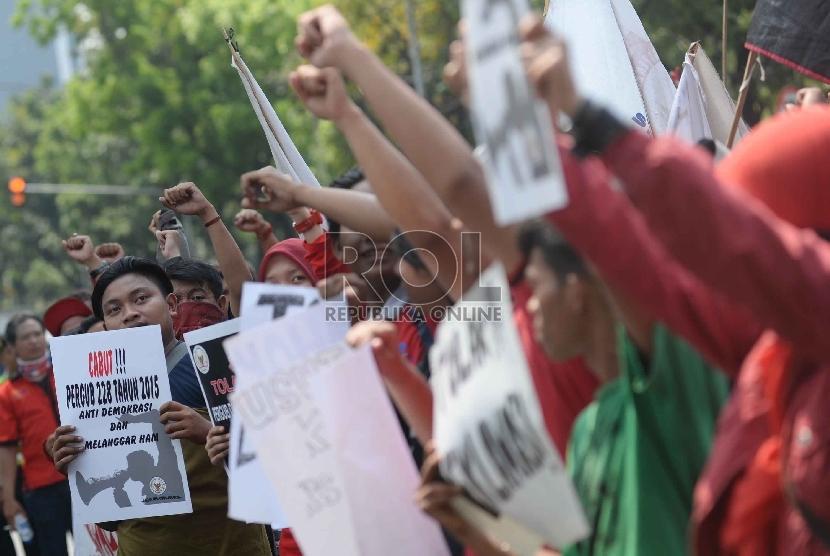 Demonstrasi (ilustrasi)