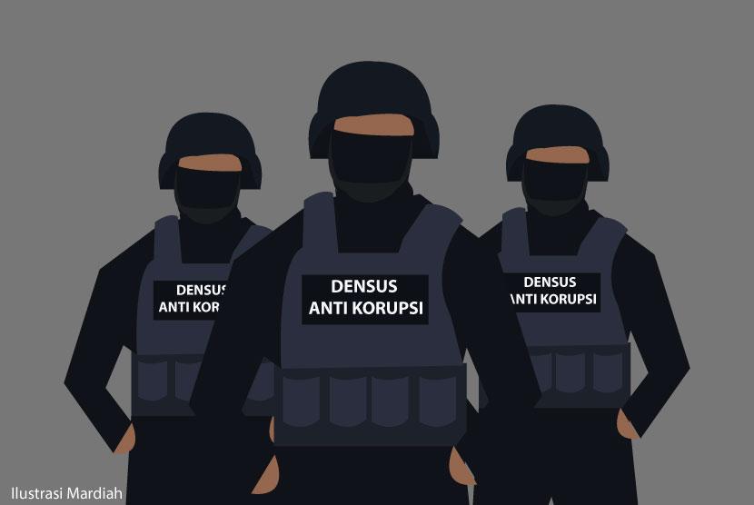 Densus Anti-Korupsi (Ilustrasi)
