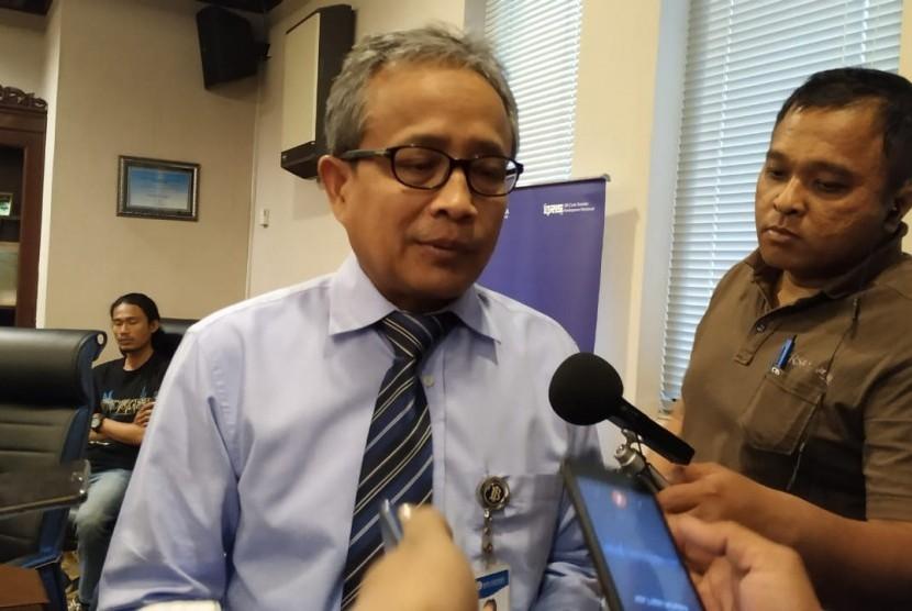 Deputi Direktur Perwakilan Bank Indonesia DIY, Miyono.