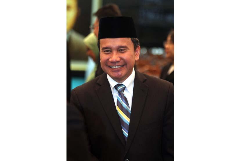 Deputi Gubernur Senior Bank Indonesia terpilih Mirza Adityaswara