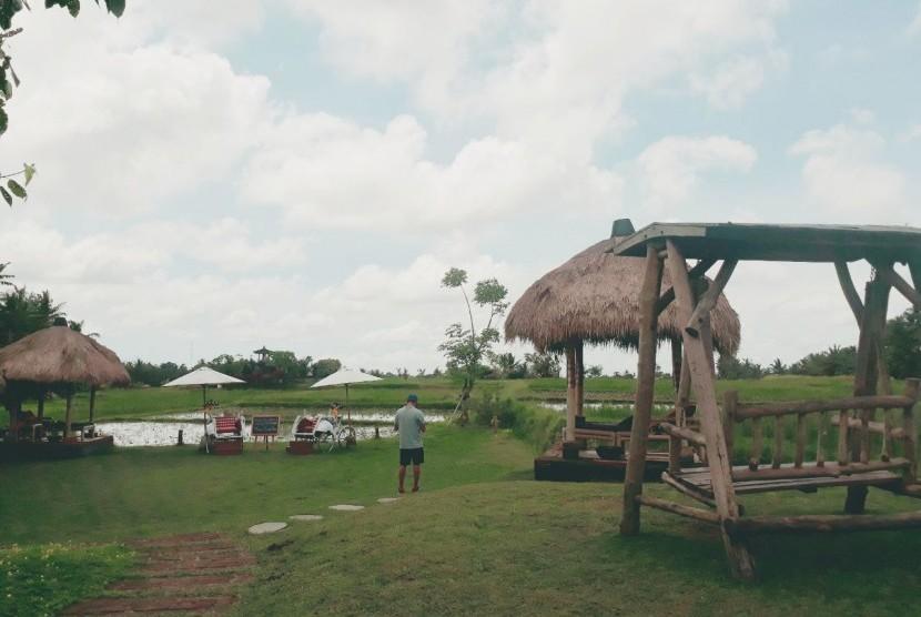 Nikmatnya Pelesiran Di Desa Visesa Ubud Republika Online
