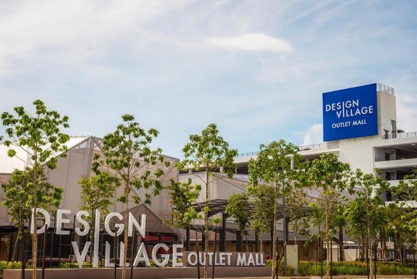 Design Village Penang Malaysia.