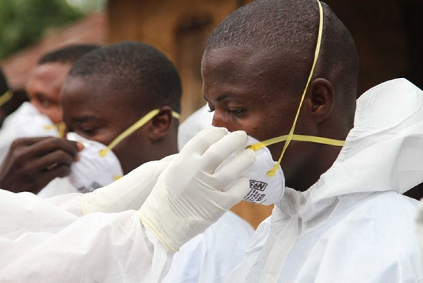 Deteksi Penyakit Digital telah digunakan untuk mengumpulkan data tentang wabah Ebola di Afrika Barat
