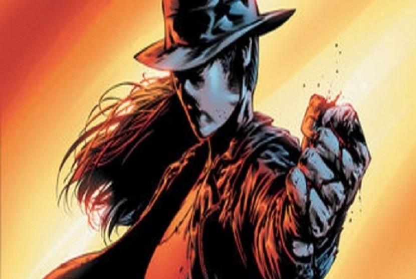 Detektif Renee Montoya atau The Question