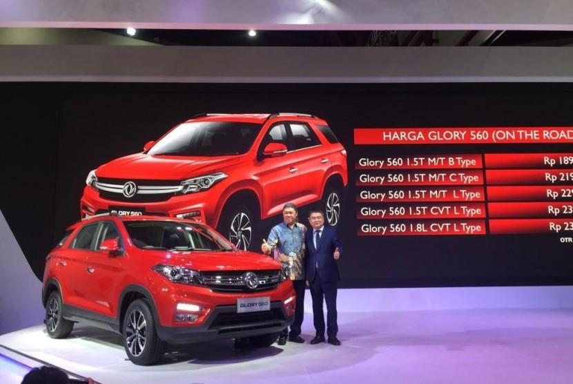 Dfsk Siap Pasarkan Mobil Listrik Di Indonesia Republika Online
