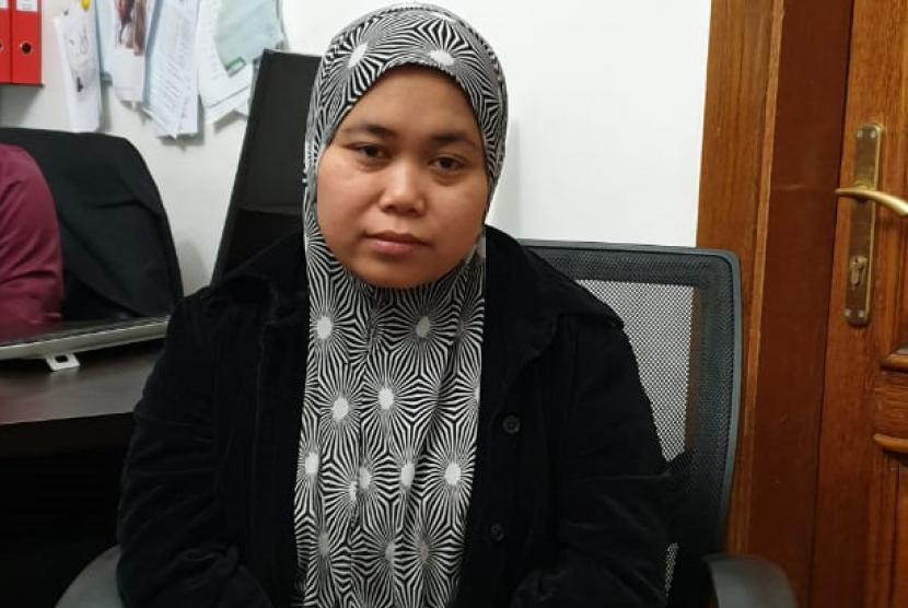Diah Anggraini, Pekerja Migran Indonesia yang hilang kontak selama 12 tahun bekerja di Yordania.