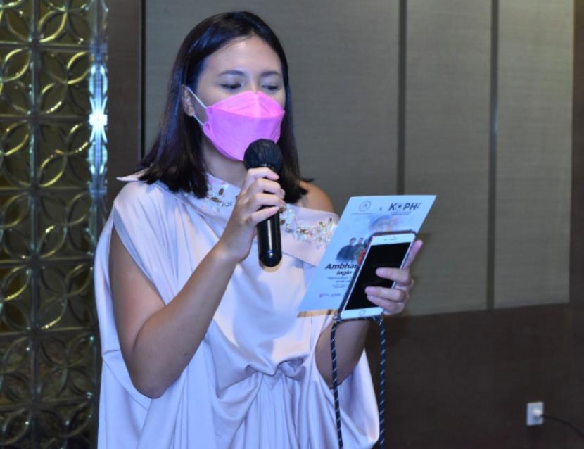 Hibur Anak Yatim, Ini Curhatan Puteri Persahabatan Indonesia