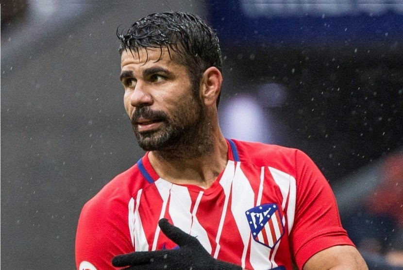 Manchester City Disarankan Tampung Diego Costa