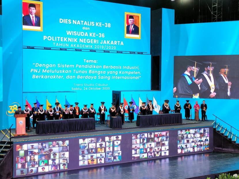 Politeknik Negeri Jakarta Raih Berbagai Capaian Prestisius