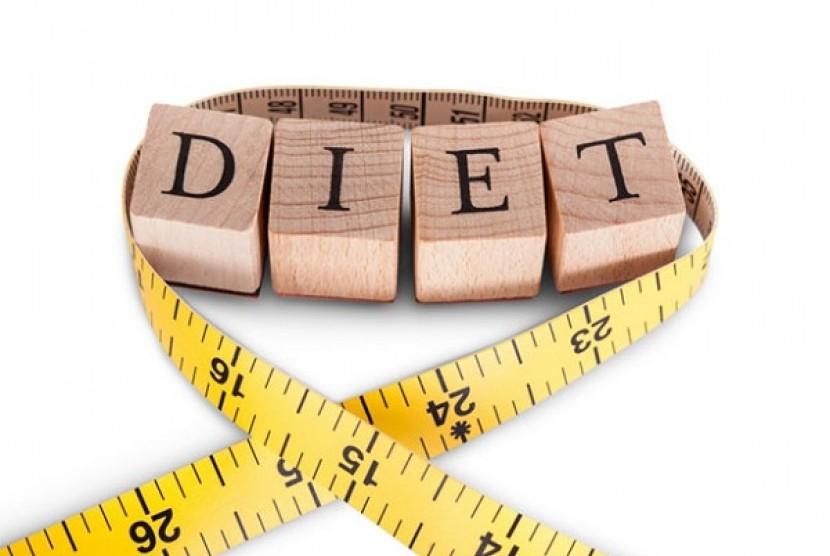 Diet (Ilustrasi)
