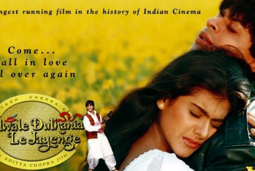 Ddlj Pilar Semua Film Cerita Cinta Di India Republika Online
