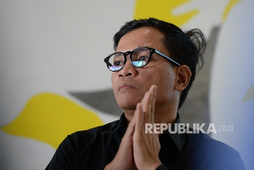 Direktur Amnesty International Indonesia - Usman Hamid