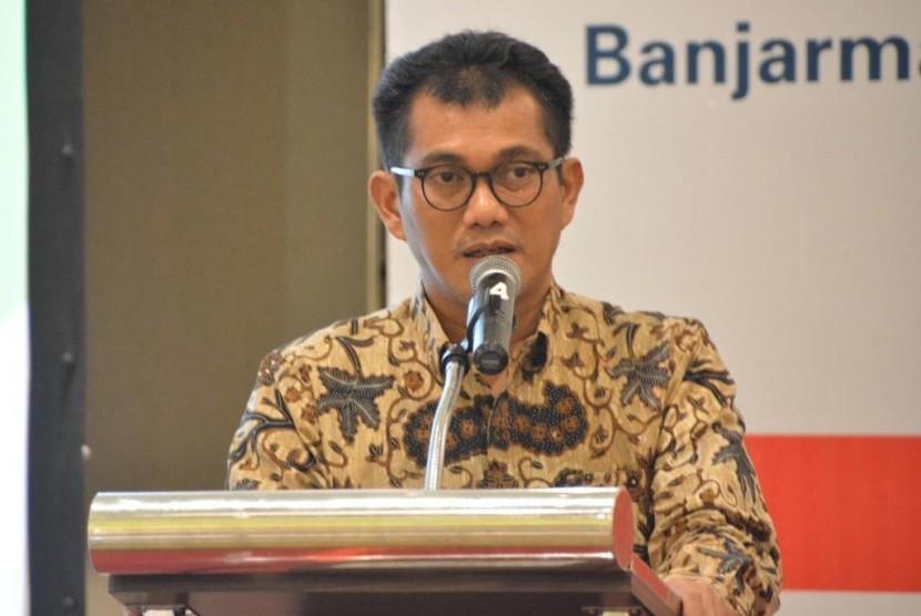 15 Maret, Semua Jamaah Umroh Indonesia Pulang. Foto: Direktur Bina Umrah dan Haji Khusus Ditjen Penyelenggaraan Haji dan Umrah Kementerian Agama M Arfi Hatim.