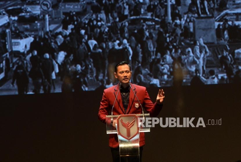 Direktur Eksekutif The Yudhoyono Institute (TYI) Agus Harimurti Yudhoyono (AHY).