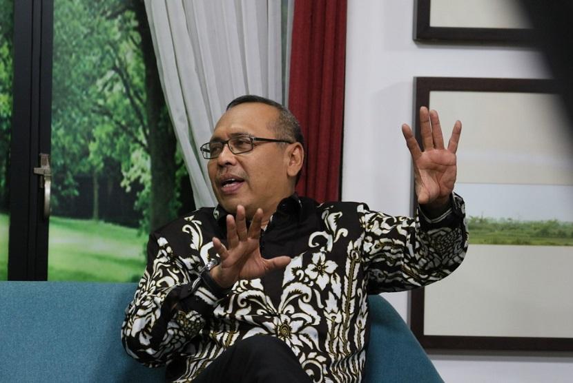 Direktur Jenderal Hubungan Hukum Pertanahan Suyus Windayana. Sistem digital akan meminimalisir praktik mafia dan ubah pola kerja ATR/BPN
