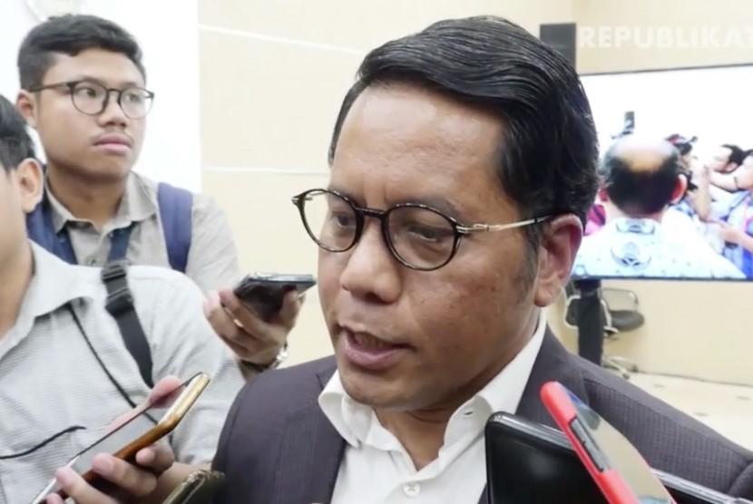 Direktur Jenderal Bimbingan Masyarakat (Dirjen Bimas) Islam, Kamaruddin Amin