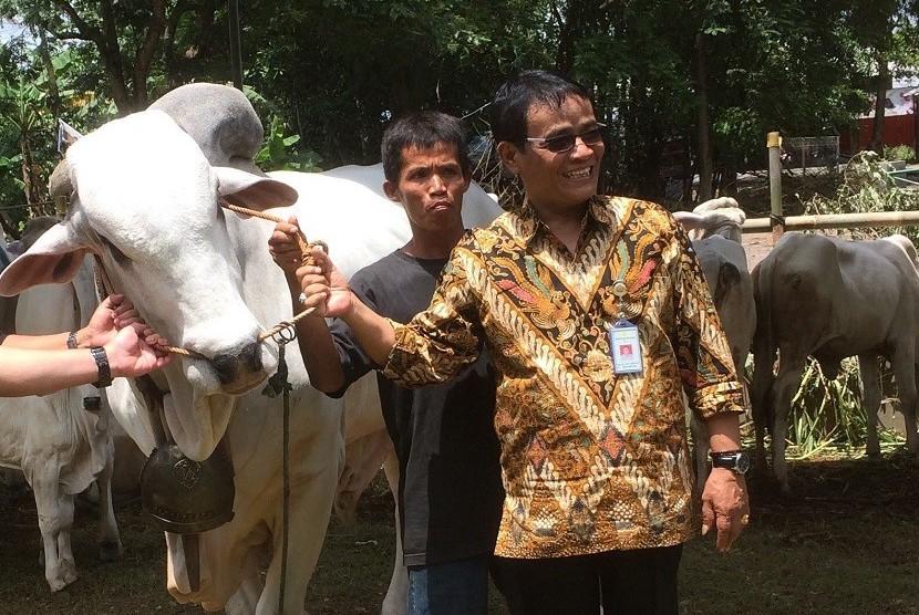Direktur Jenderal Peternakan dan Kesehatan Hewan (Dirjen PKH) Kementerian Pertanian I Ketut Diarmita