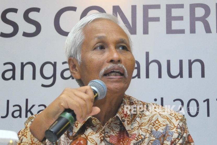 Direktur Keuangan PLN Sarwono Sudarto.