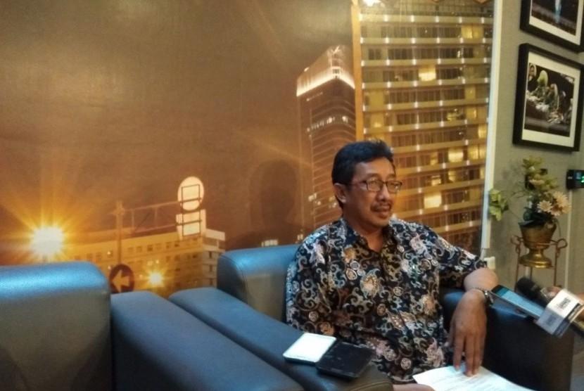 Direktur Legal Network iNews, Wijaya Kusuma Subroto.