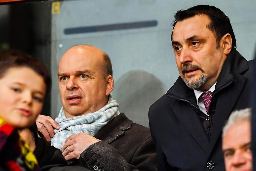 Direktur Olahraga AC Milan Massimiliano Mirabelli