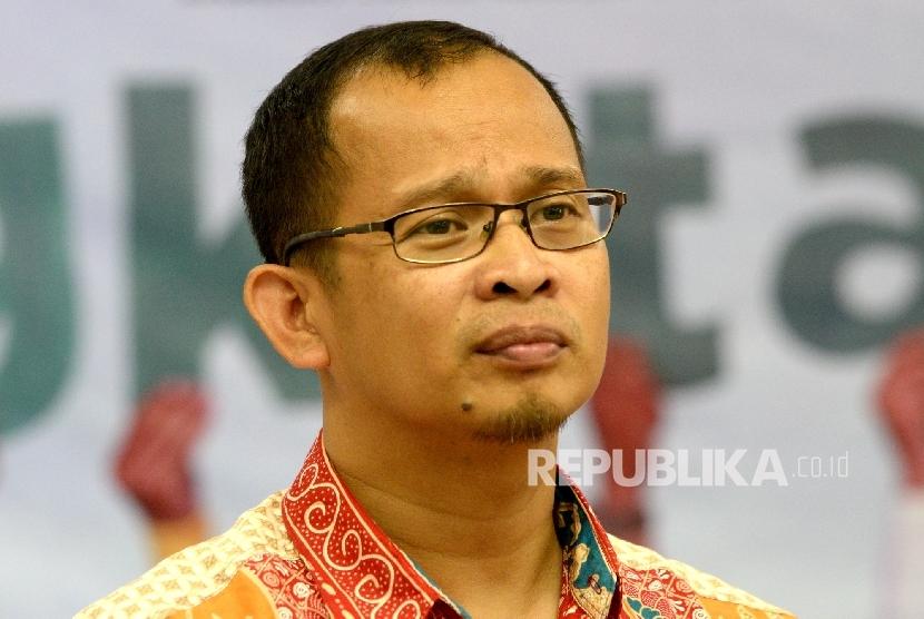 Direktur Pendistribusian, Pendayagunaan, Renbang dan Diklat Nasional BAZNAS - Nasir Tajang