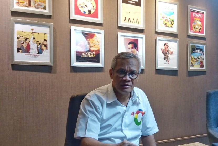 Direktur Program TKN Jokowi-Ma'ruf Amin, Aria Bima.