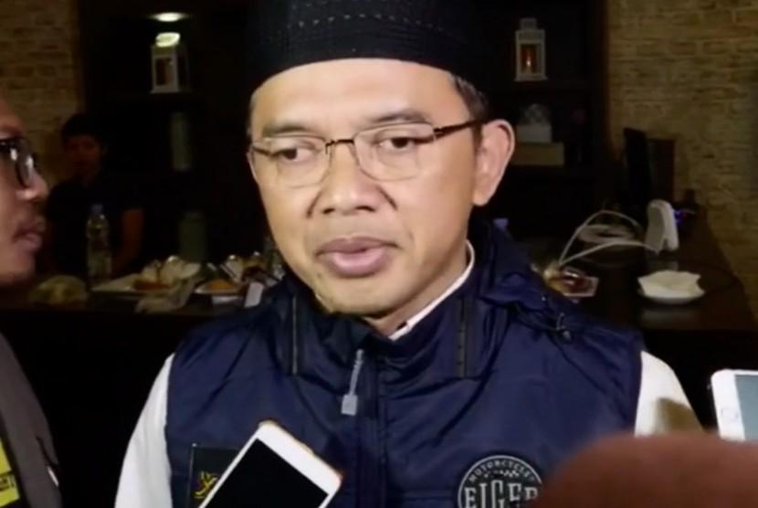 Direktur Relawan Tim Kampanye Nasional (TKN), Maman Imanulhaq
