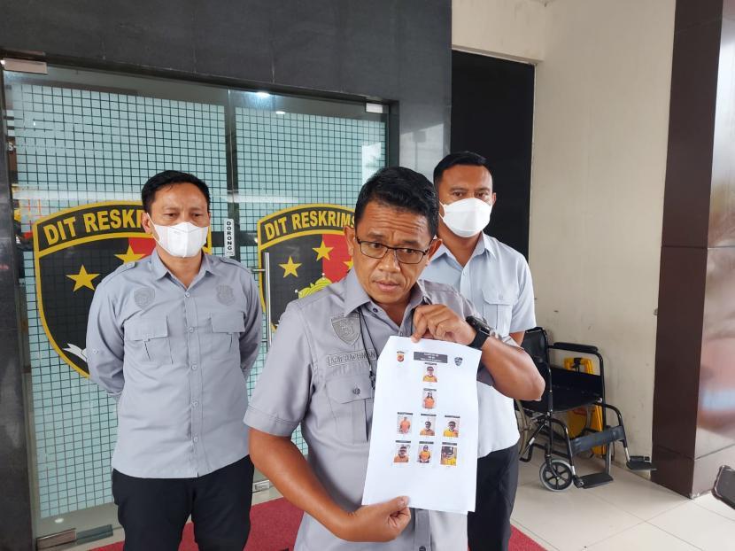 Direktur Reserse Kriminal Khusus Polda Jabar, Kombes Pol Arif Rachman, SIK