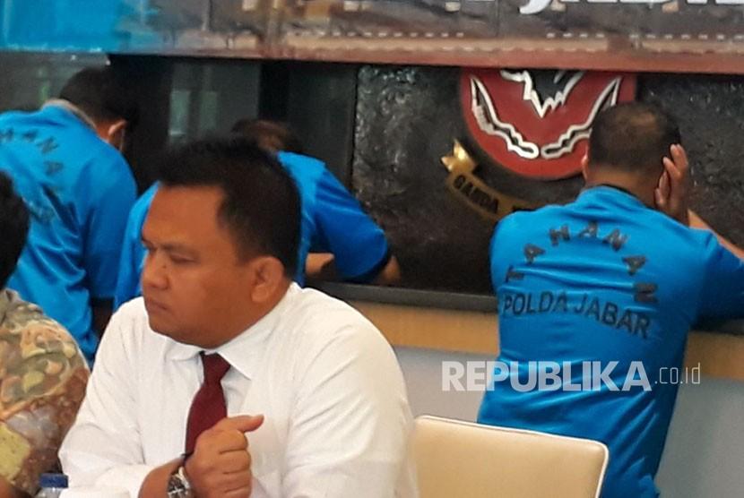 Direktur Reserse Kriminal Umum Polda Jabar, Kombes Pol Umar Surya Fana