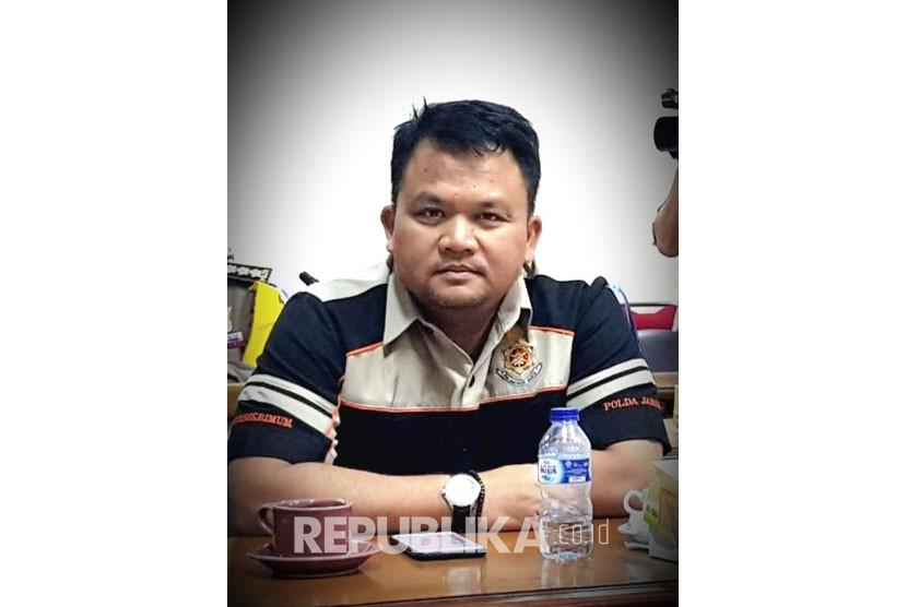 Direktur Reserse Kriminal Umum Polda Jabar, Kombes Pol Umar Surya Fana.