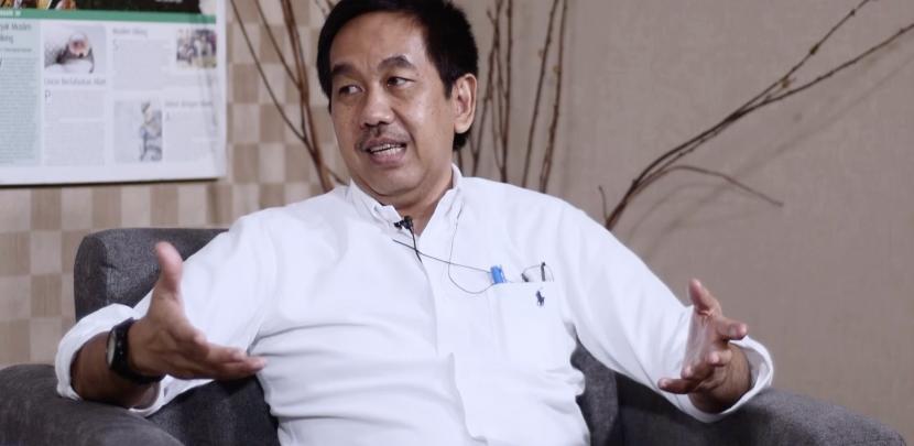 Direktur Utama Angkasa Pura II, Muhammad Awaluddin