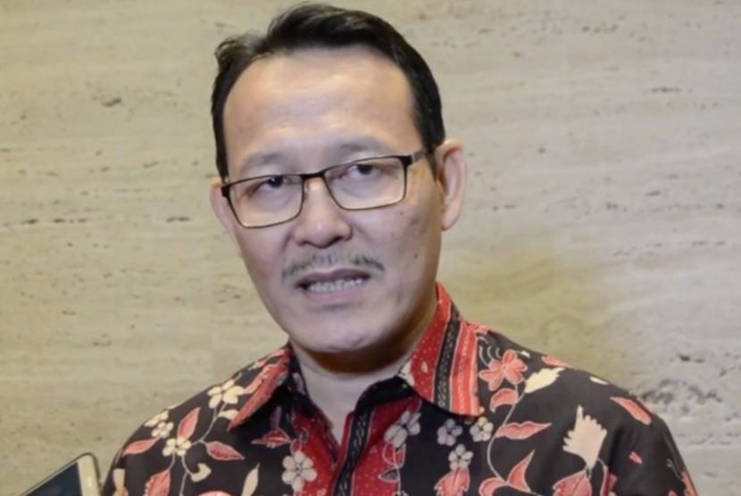 Direktur Utama BPJS Kesehatan, Fachmi Idris