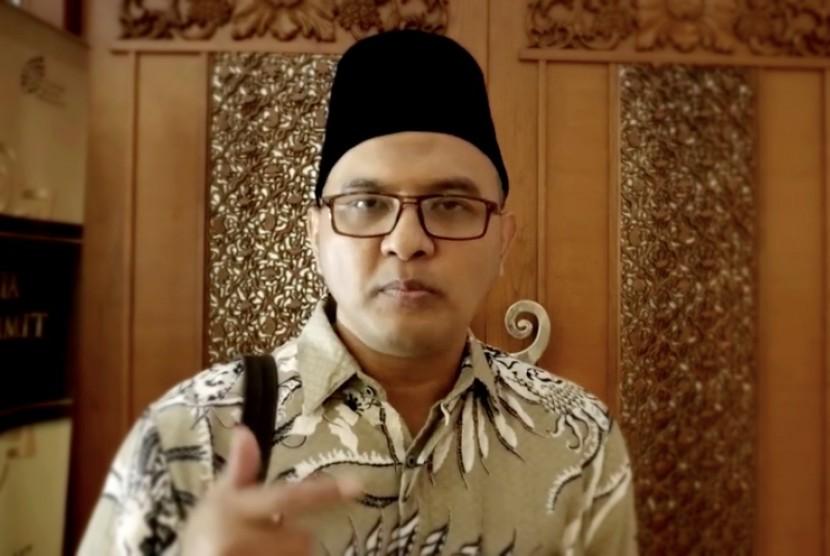 Direktur Utama Dompet Dhuafa Imam Rulyawan