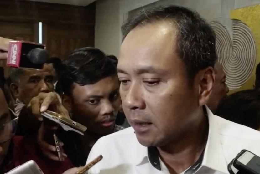 Direktur Utama PT Istaka Karya, Sigit Winanto