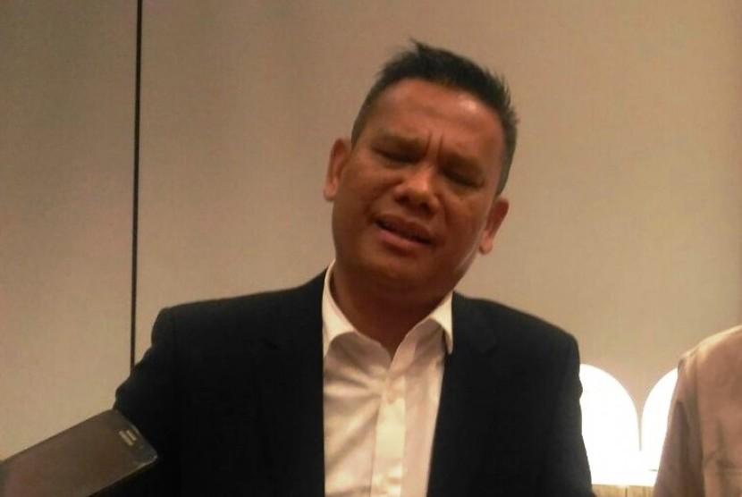 Direktur Utama PT Liga Indonesia Baru Berlinton Siahaan
