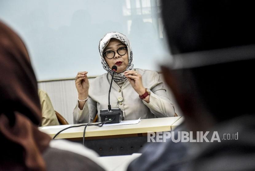 Kepala Dinas Kesehatan Jawa Barat Nina Susana Dewi.