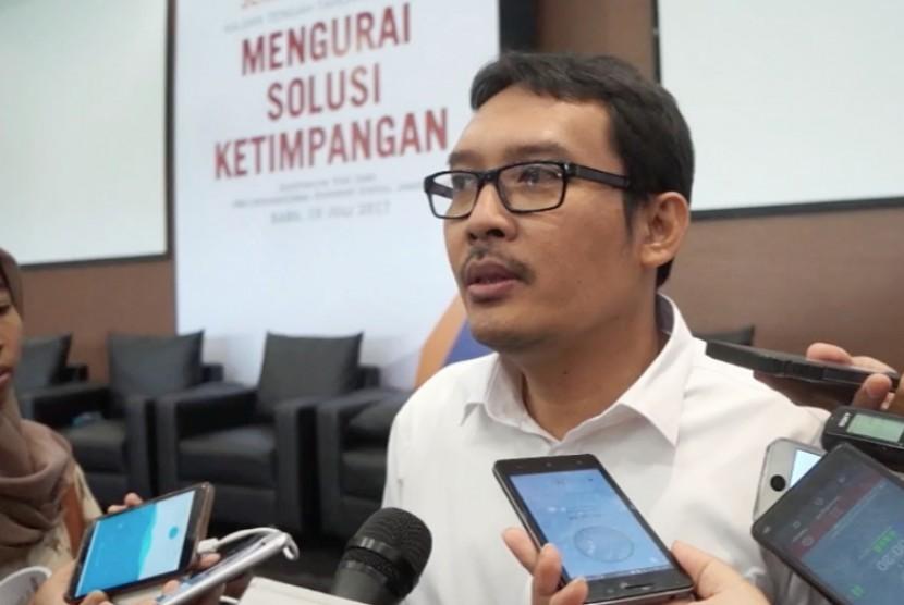 Dirjen Pembangunan Perdesaan, Ahmad Erani Yustika