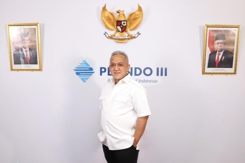 Dirut Pelindo III, U Saefudin Noer. Pelindo III mengaktifkan aplikasi Konfirmasi Status Wajib Pajak (KSWP) pada portal anjungan milik perusahaan sejak September 2020.