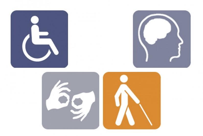 Disabilitas (ilustrasi)