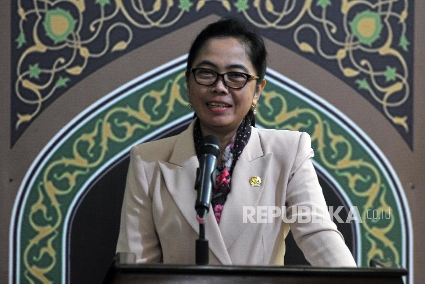 Anggota DPR RI Komisi X dari Fraksi PDIP, My Esti Wijayati.